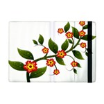 Flower Branch Nature Leaves Plant iPad Mini 2 Flip Cases