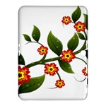 Flower Branch Nature Leaves Plant Samsung Galaxy Tab 4 (10.1 ) Hardshell Case