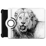 Lion Wildlife Art And Illustration Pencil Kindle Fire HD 7