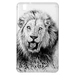 Lion Wildlife Art And Illustration Pencil Samsung Galaxy Tab Pro 8.4 Hardshell Case