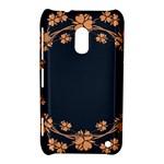Floral Vintage Royal Frame Pattern Nokia Lumia 620