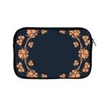 Floral Vintage Royal Frame Pattern Apple MacBook Pro 13  Zipper Case
