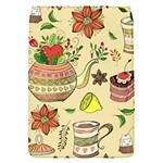 Colored Afternoon Tea Pattern Flap Covers (S)