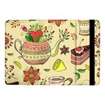 Colored Afternoon Tea Pattern Samsung Galaxy Tab Pro 10.1  Flip Case