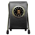 Insect Macro Spider Colombia Pen Holder Desk Clocks