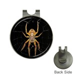 Insect Macro Spider Colombia Hat Clips with Golf Markers