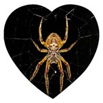 Insect Macro Spider Colombia Jigsaw Puzzle (Heart)