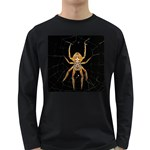 Insect Macro Spider Colombia Long Sleeve Dark T-Shirts