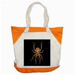 Insect Macro Spider Colombia Accent Tote Bag