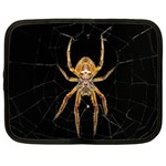 Insect Macro Spider Colombia Netbook Case (Large)