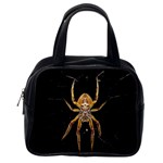 Insect Macro Spider Colombia Classic Handbags (One Side)