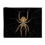 Insect Macro Spider Colombia Cosmetic Bag (XL)