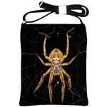 Insect Macro Spider Colombia Shoulder Sling Bags