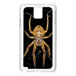 Insect Macro Spider Colombia Samsung Galaxy Note 3 N9005 Case (White)