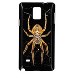 Insect Macro Spider Colombia Samsung Galaxy Note 4 Case (Black)