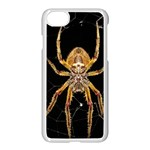 Insect Macro Spider Colombia Apple iPhone 7 Seamless Case (White)