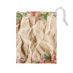 Paper 2385243 960 720 Drawstring Pouches (Large)