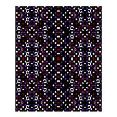 Futuristic Geometric Pattern Shower Curtain 60  x 72  (Medium)  from DesignYourOwnGift.com 54.25 x65.71 Curtain