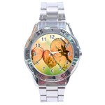 Elves 2769599 960 720 Stainless Steel Analogue Watch