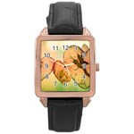 Elves 2769599 960 720 Rose Gold Leather Watch