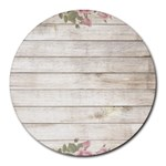 On Wood 2188537 1920 Round Mousepads
