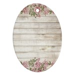 On Wood 2188537 1920 Oval Ornament (Two Sides)