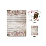 On Wood 2188537 1920 Playing Cards (Mini)
