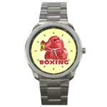 BOXING Sports Boxer Gloves Everlast Sport Metal Watch