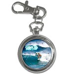 SURFING Surfer Surfboard Sports Boys Key Chain Watch