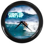 SURFING Surfer Surfboard Sports Boys Wall Clock