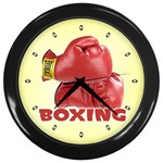 BOXING Sports Boxer Gloves Everlast Wall Clock