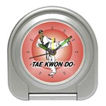 TAE KWON DO Martial Arts Karate Boys Desk Alarm Clock