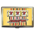 SLOT MACHINE Casino Gifts  Cigarette Money Case Box