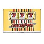 SLOT MACHINE Casino Gifts  Business Name Card Holder Case