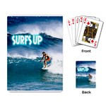 SURFING Surfer Surfboard Sports Boys Playing Card