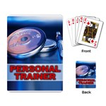 TRAINER Gym Dumbbell Weight Women Kid Playing Card