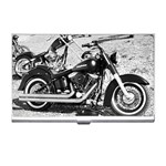 MOTORCYCLE Motorbike Gifts Business Name Card Holder Case