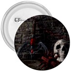 Goth Skull and Blood in Dungeon 3  Button