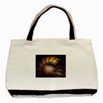 Sleeping Alien Worm Fractal Classic Tote Bag
