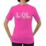 LOL Women s Dark T-Shirt