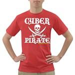 Cyber Pirate  Dark T-Shirt