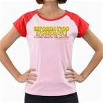 Information Technology Women s Cap Sleeve T-Shirt
