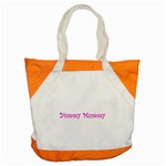 Yummy Mummy  Accent Tote Bag