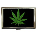 Pot Leaf ^ Cigarette Money Case