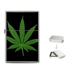 Pot Leaf ^ Flip Top Lighter
