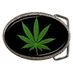 Pot Leaf ^ Belt Buckle