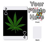 Pot Leaf ^ Playing Cards 54 Designs