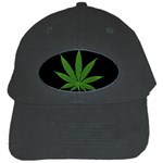 Pot Leaf ^ Black Cap