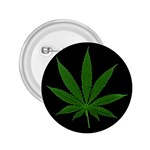 Pot Leaf ^ 2.25  Button
