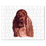 Irish Setter ^ Jigsaw Puzzle (Rectangular)